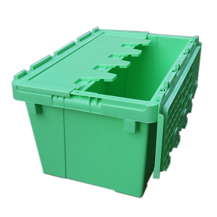 attached lid containers used
