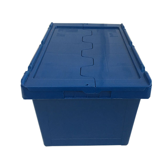 small storage bins with lids