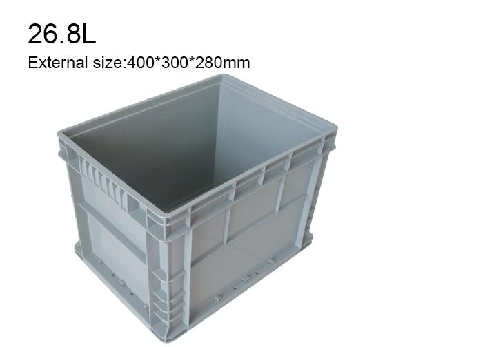 stackable plastic storage bins