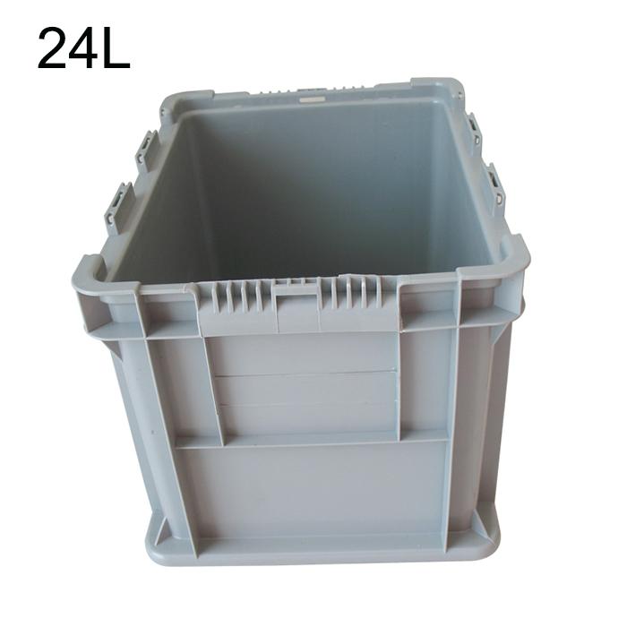 stackable storage bins on wheels