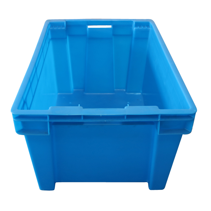 nesting and stacking crate