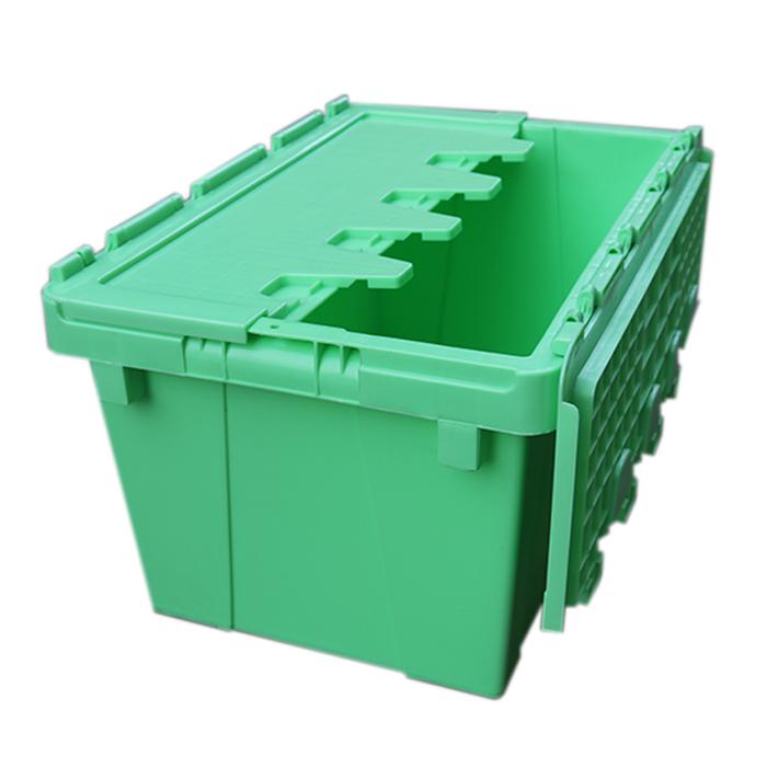 big plastic containers