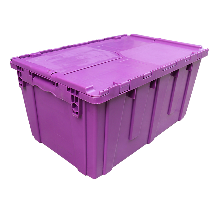shipping plastic box