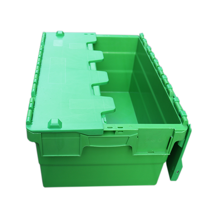 boxes with interlocking lids