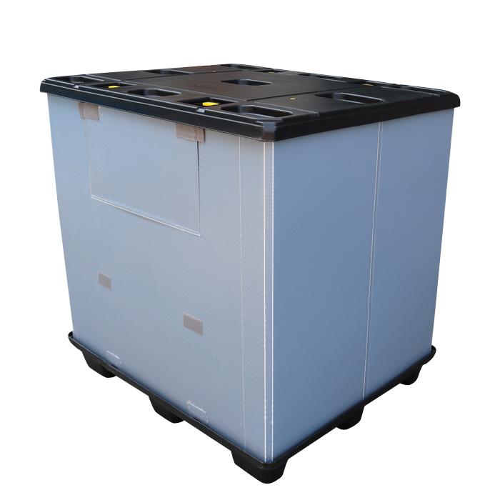pallet bin storage