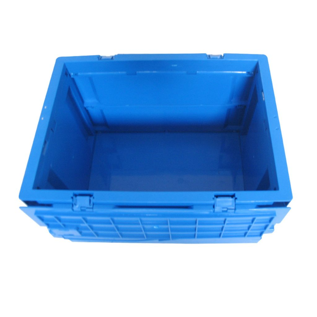 plastic foldable box