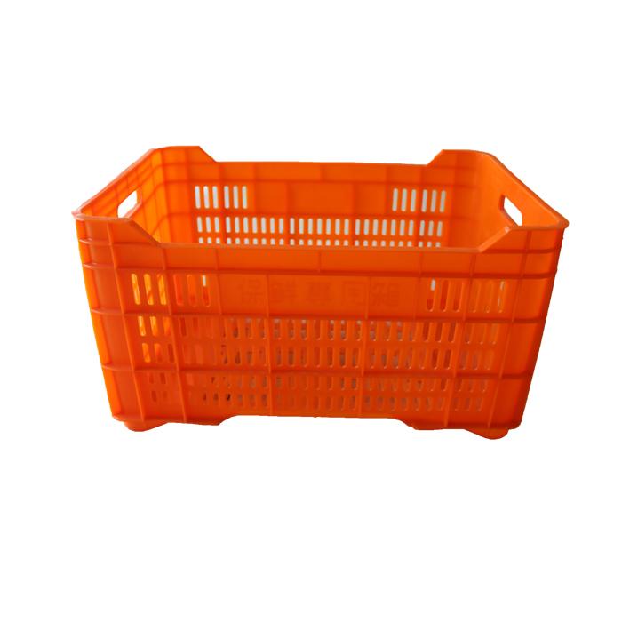 plastic vented crates