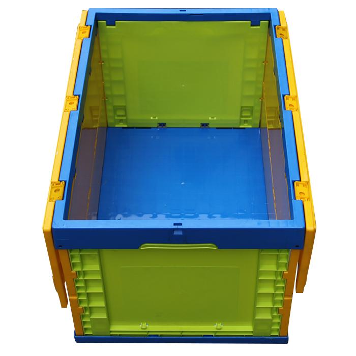 600 355折叠箱带盖ZCP080 15