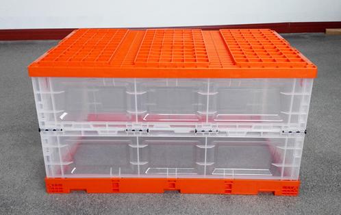 auto plastic logistics box