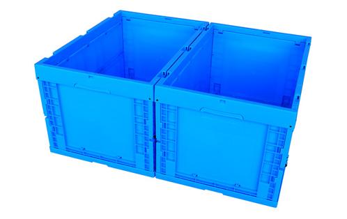 cheap plastic folding crate