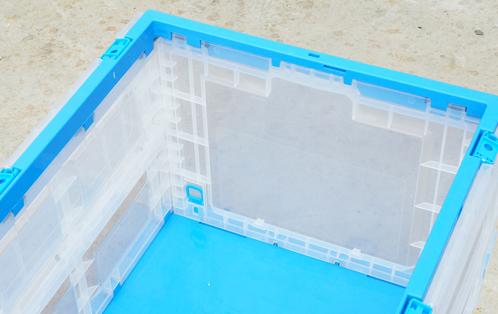 collapsible bins storage