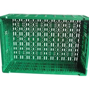 collapsible plastic totes