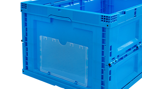 heavy duty collapsible crates