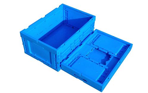 heavy duty folding corrugated plastic box
