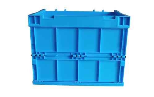 large collapsible plastic storage bins
