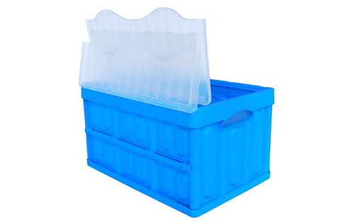 plastic crate foldable