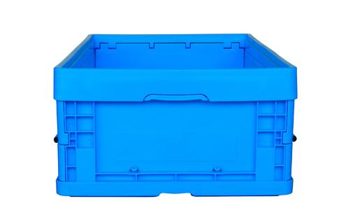 plastic folding box