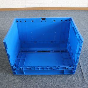plastic folding storage boxes