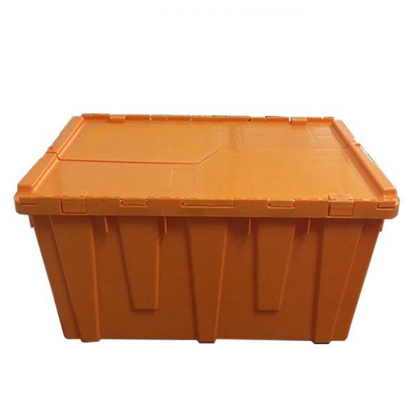 plastic nestable logistics box