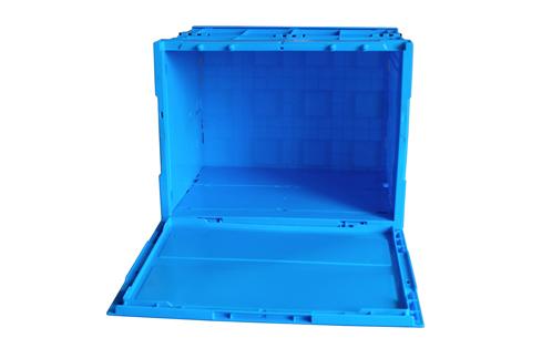 pp plastic folding box