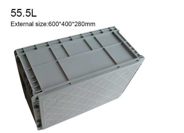stackable turnover box