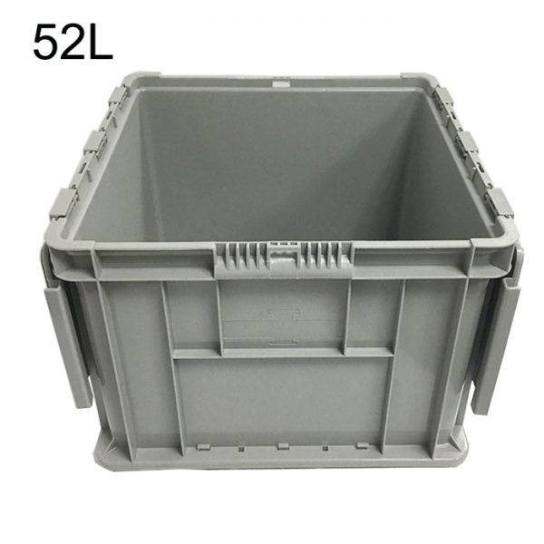 straight wall storage containers