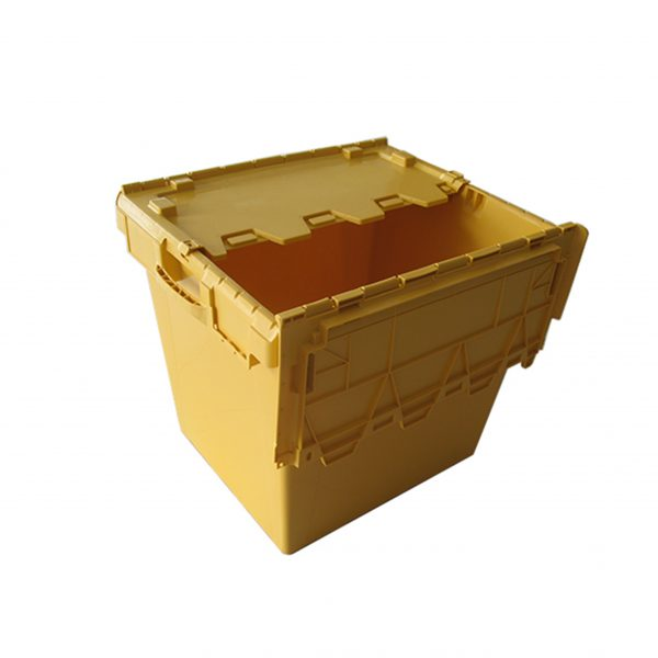 tote box with lid